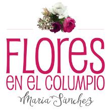 Flores en el Columpio Logo