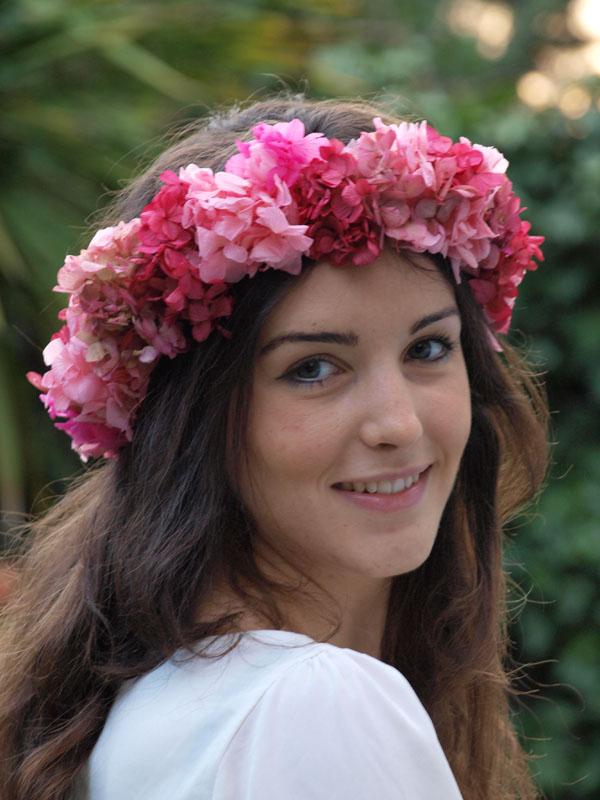 Coronas de flores y tocados archivos p gina 8 de 11 - Coronas de flore ...