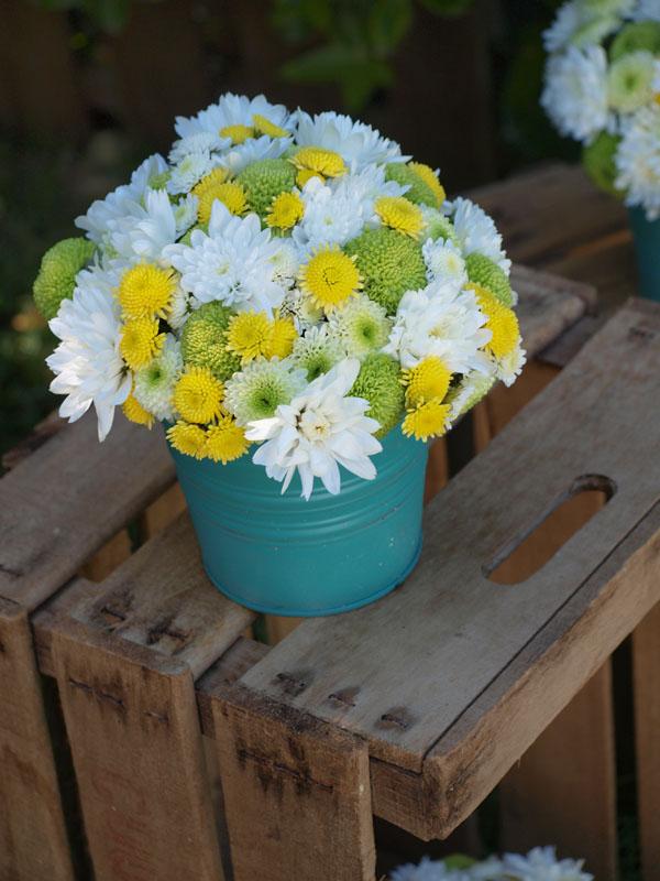 Centros mesa con flores secas novedades decoracion car interior design - Flores secas decoracion ...