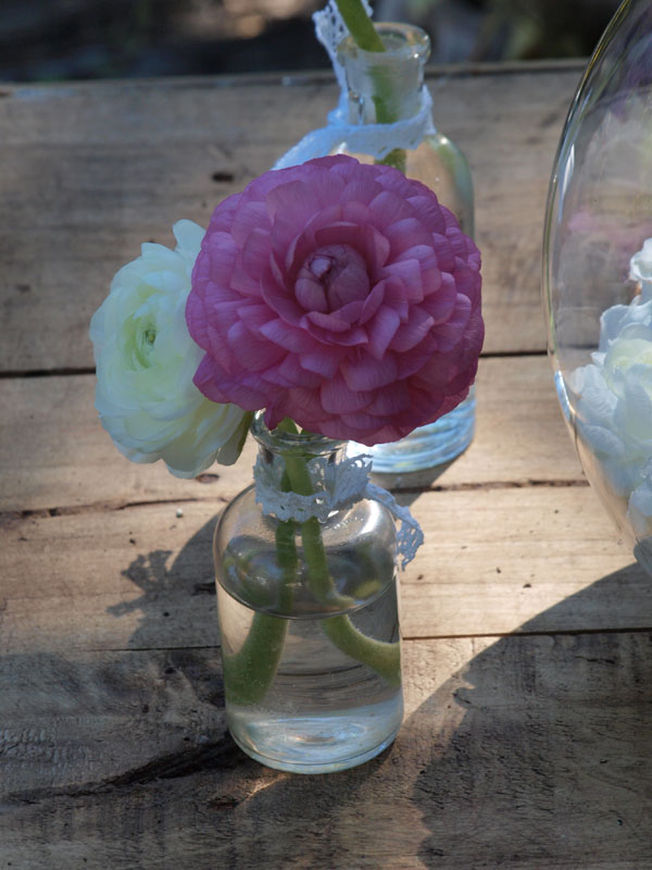 Centros mesa con flores secas novedades decoracion car - Plantas secas decoracion ...