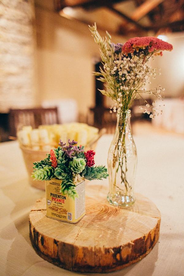Flores secas decoracion centros de mesa con flores secas ms flores secas para decorar la casa - Flores secas decoracion ...