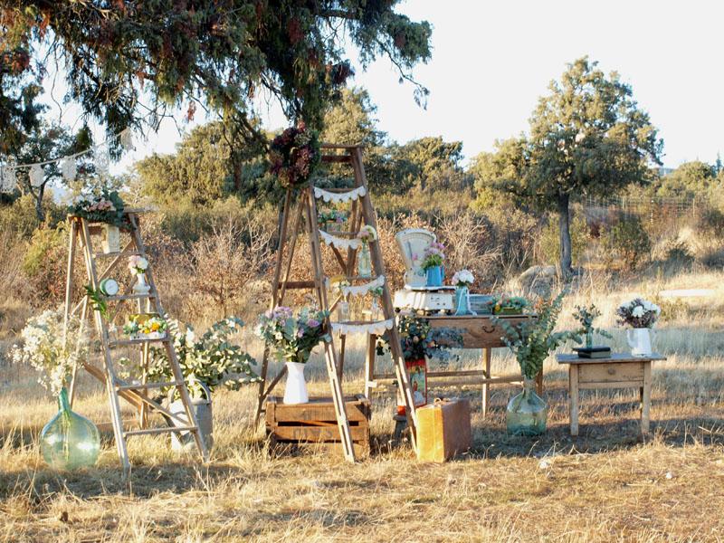 Alquiler muebles vintage archivos flores en el columpio - Alquiler decoracion ...