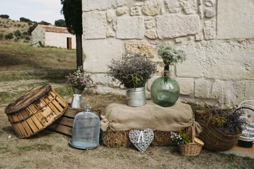 Decoración ermita.Foto de Sara Lobbla