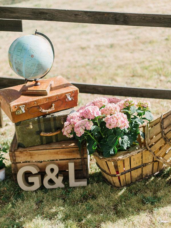 Finca prados riveros archivos flores en el columpio - Detalles vintage decoracion ...