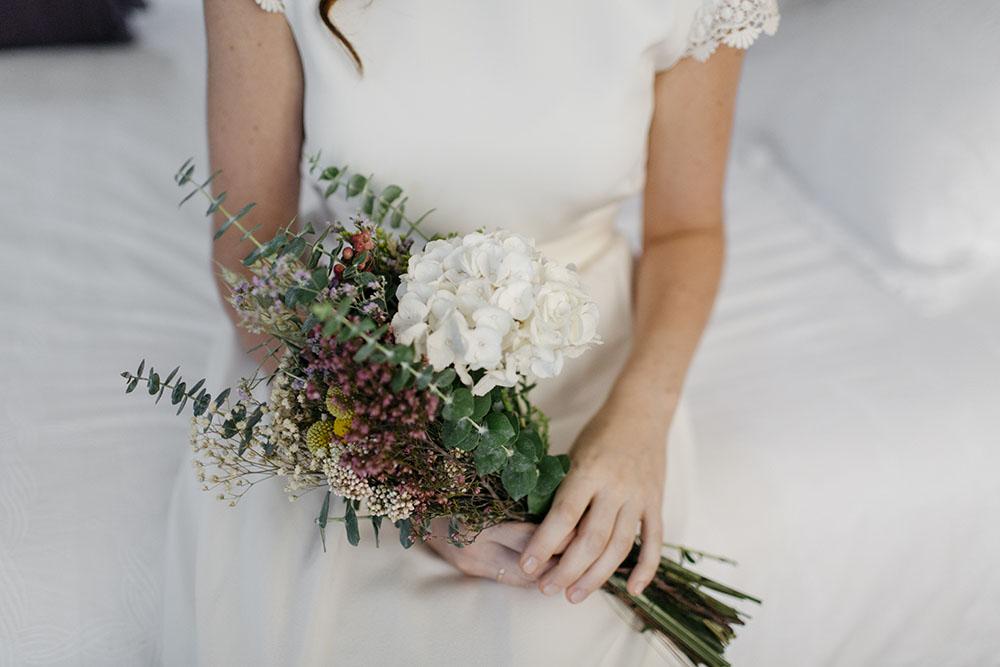 Ramos de novia naturales archivos flores en el columpio - Ramos de calas para novias ...