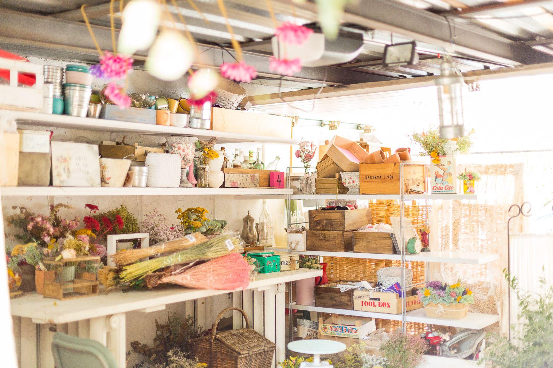 ¿Te casas? Visita nuestro taller de flores y decoración