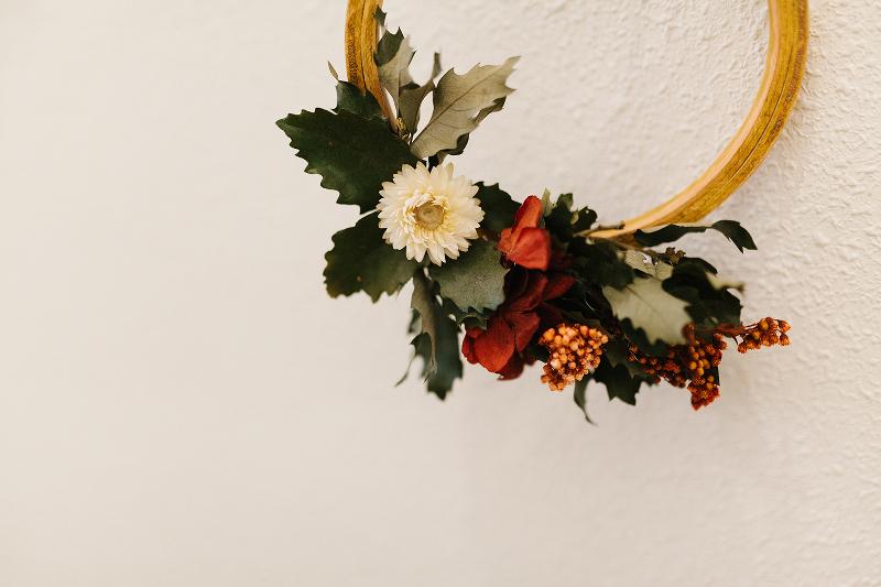 Flores para decorar una oficina