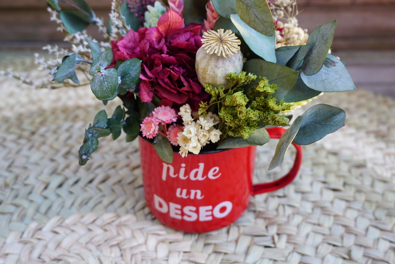 Regalar flores por San Valentín