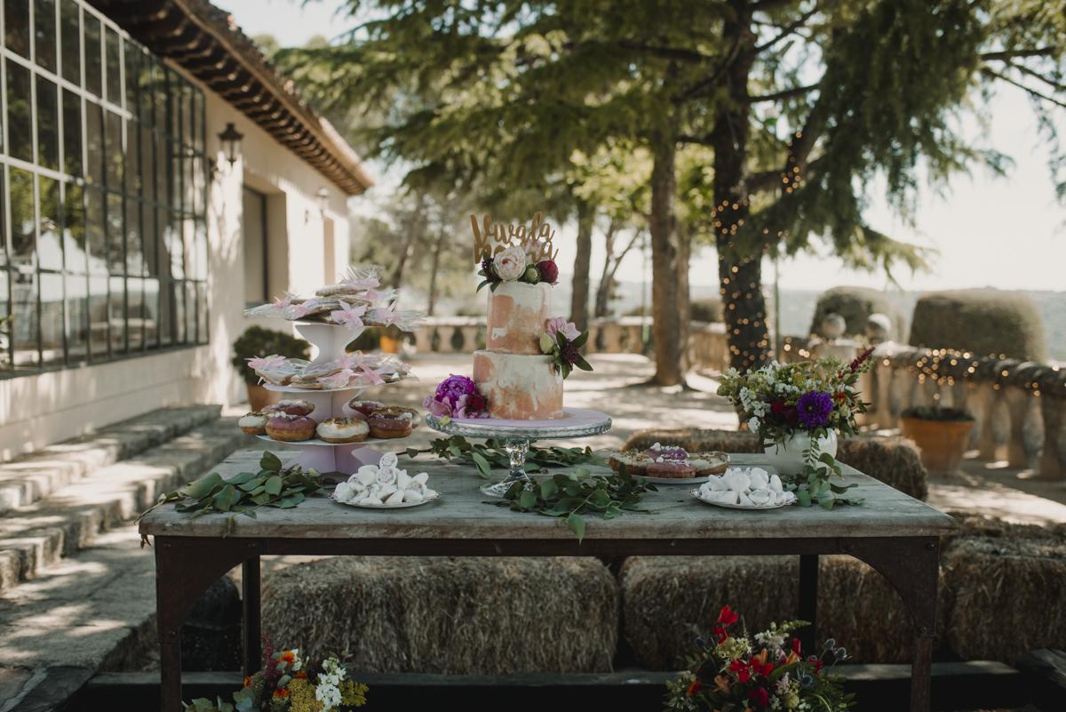 La bridal party de Paula Loves