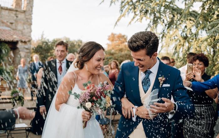 Ramo preservado de novia