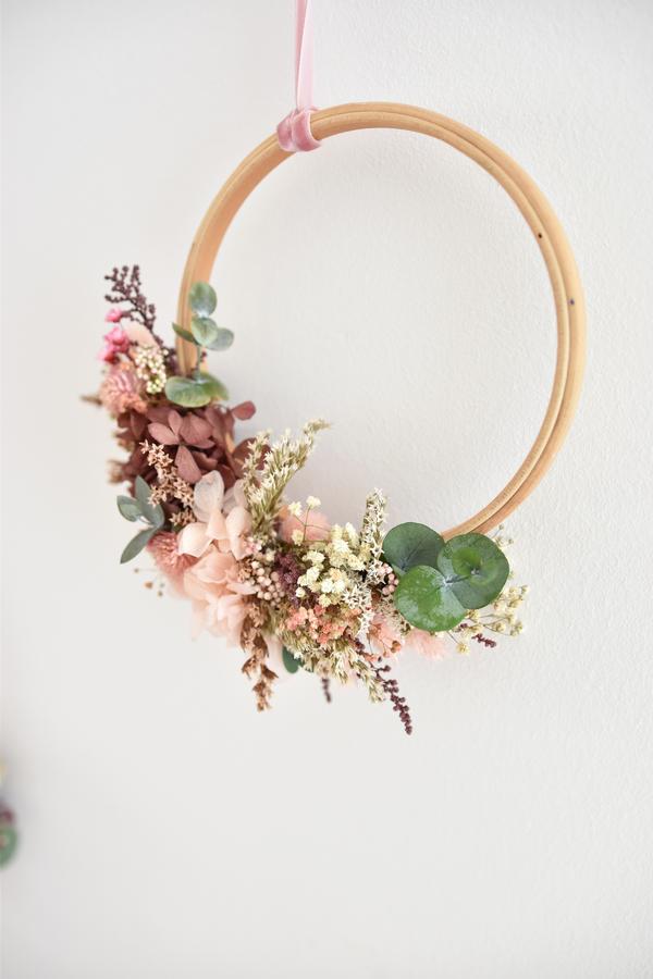 Bastidor de flores