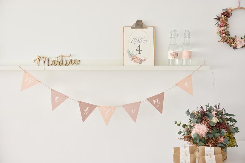 Como decorar una fiesta de cumpleños de niña