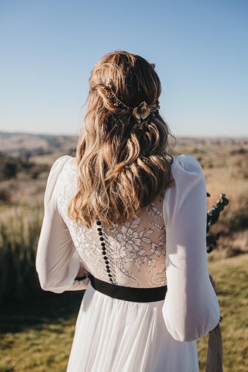 miss cavallier vestida de novia