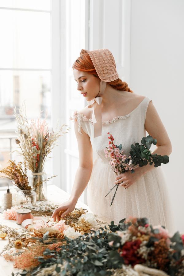 Una novia con personalidad