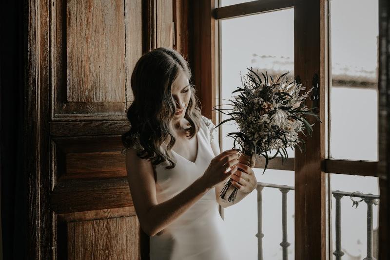 Marta, la novia del ramo campestre 1