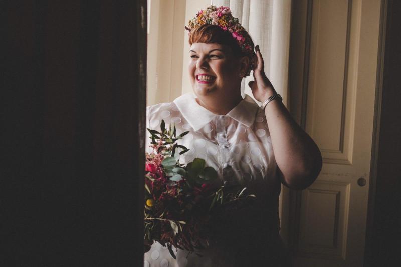 Flores para una novia moderna 2