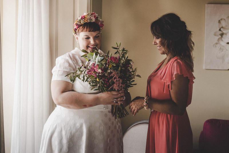 Flores para una novia moderna 4
