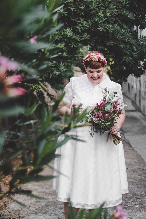 Flores para una novia moderna 6