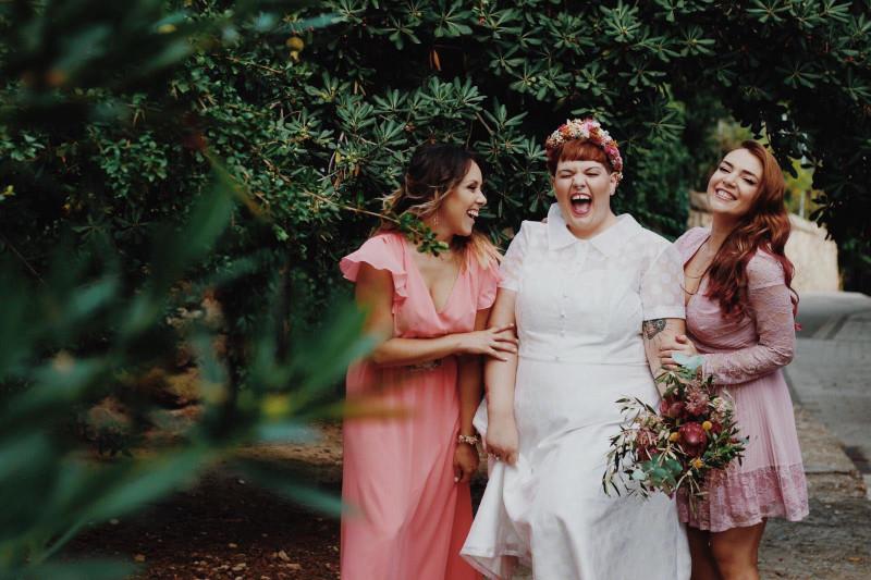 Flores para una novia moderna 7