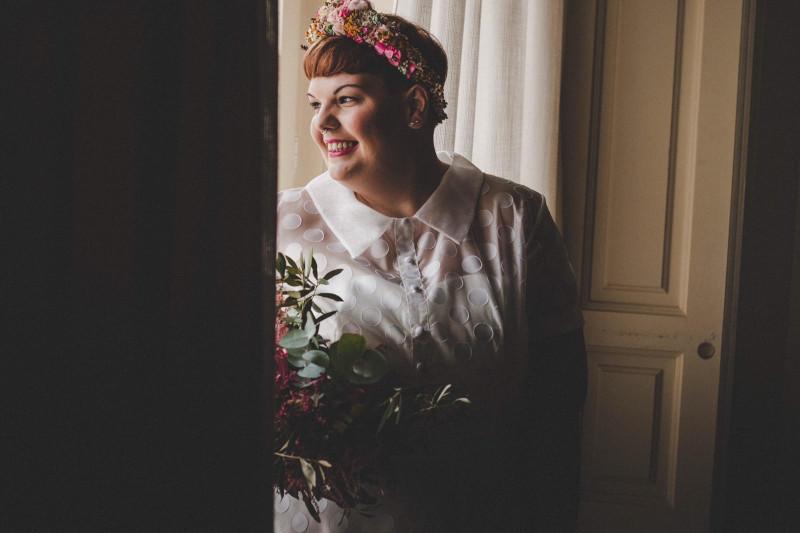 Flores para una novia moderna 1