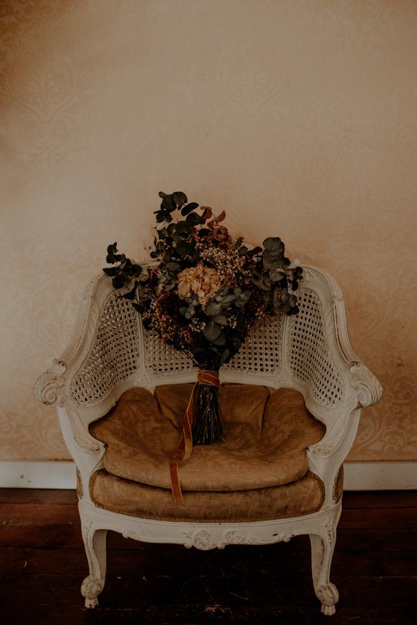Un ramo otoñal y romantico 1