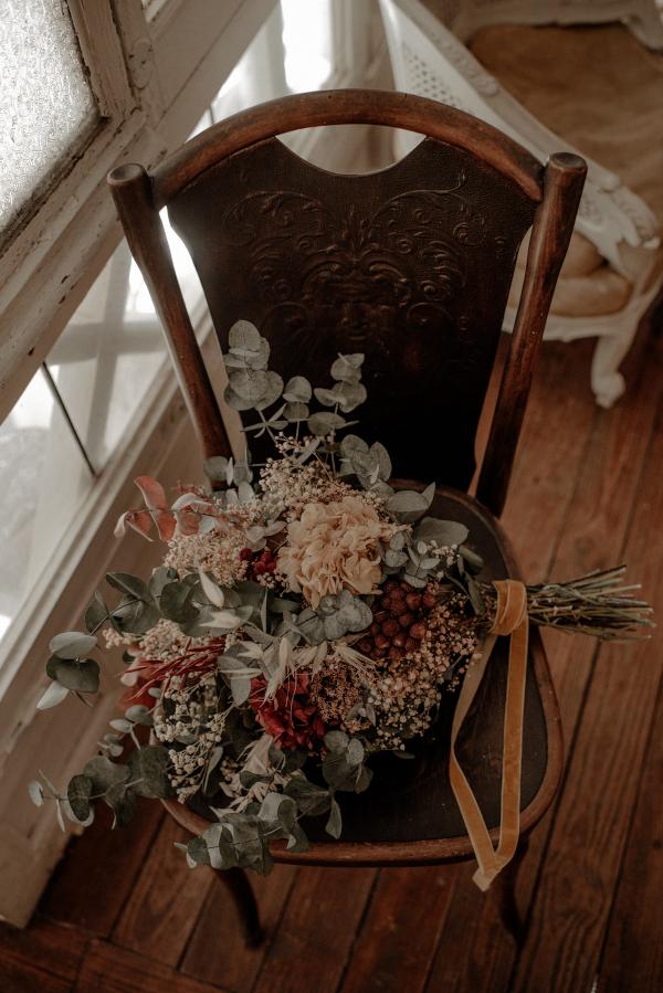Un ramo otoñal y romantico 2