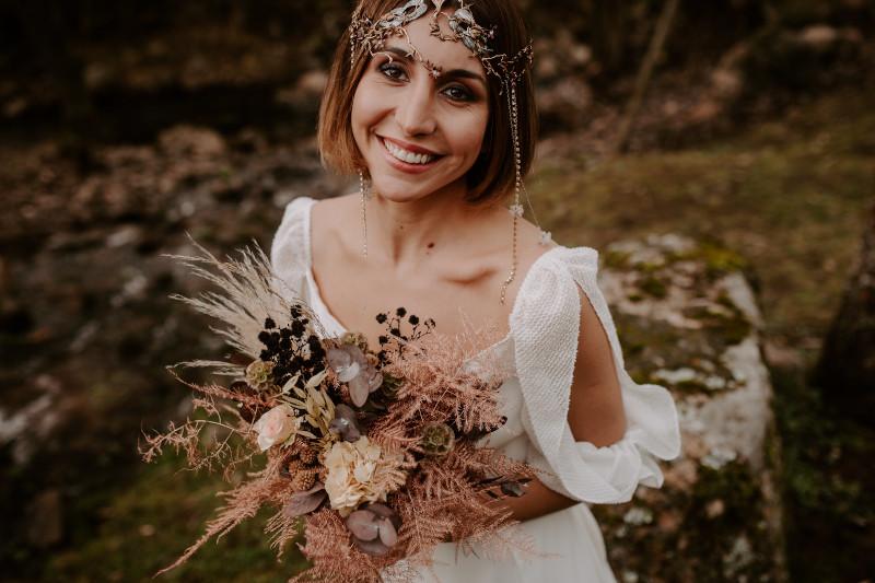 Una boda bohemia 1