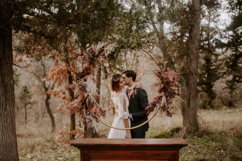 Una boda bohemia 7
