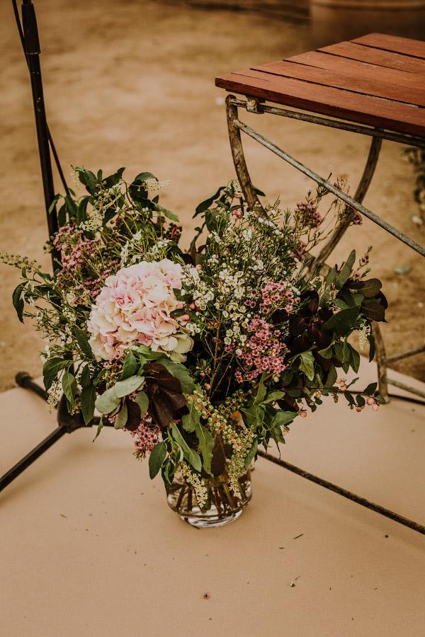 Una boda rustic chic 4