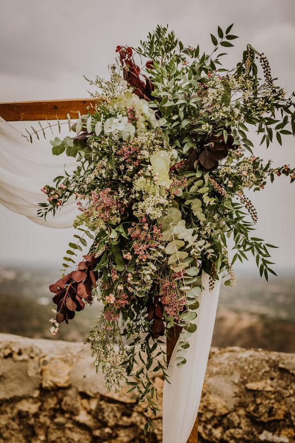 Una boda rustic chic 5