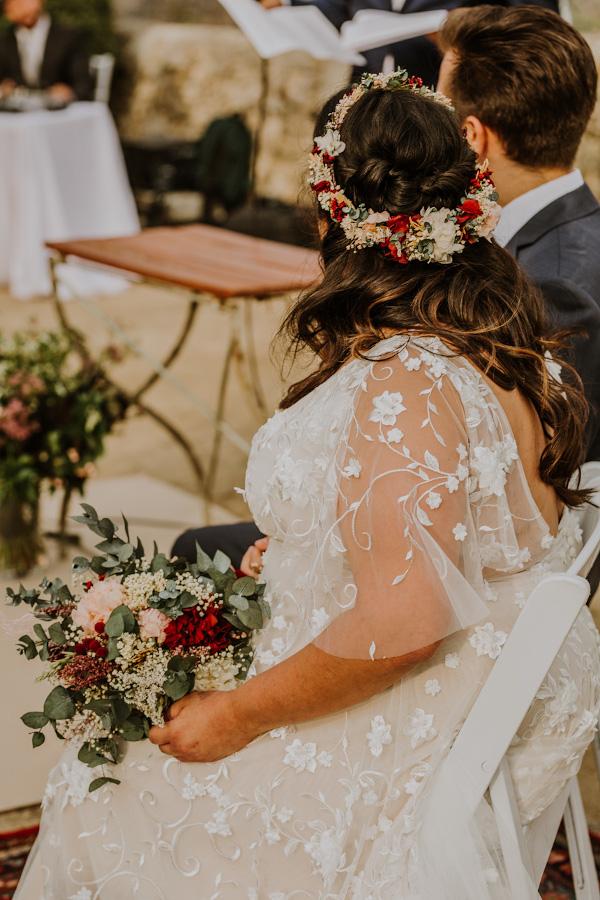 Una boda rustic chic 7