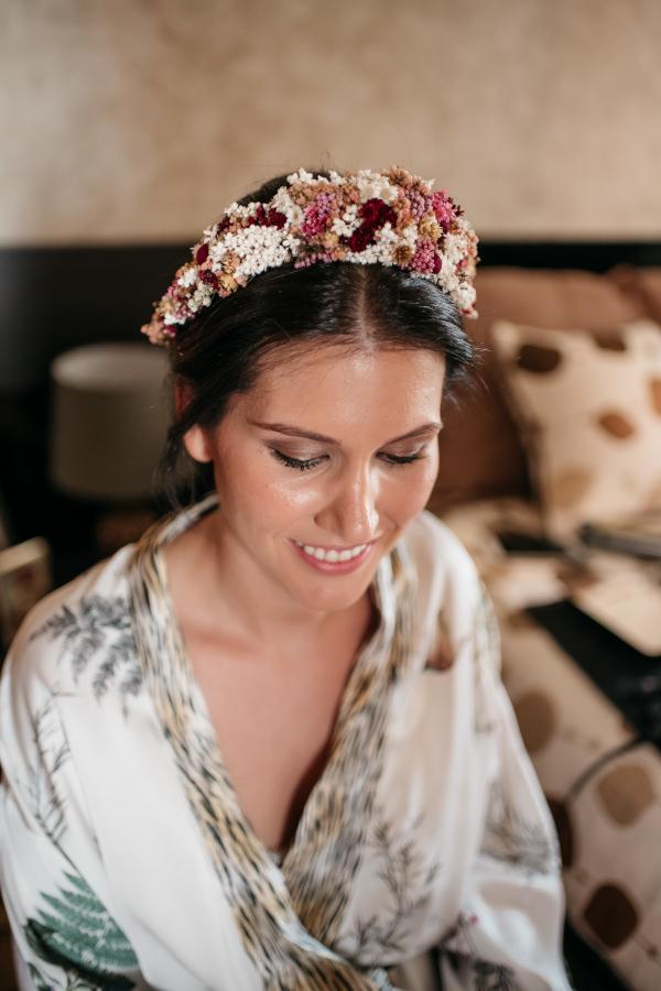 Araceli, una novia romantica 4