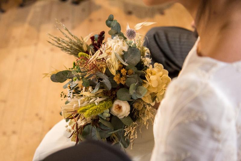 La boda intima y natural de Ainhoa 10