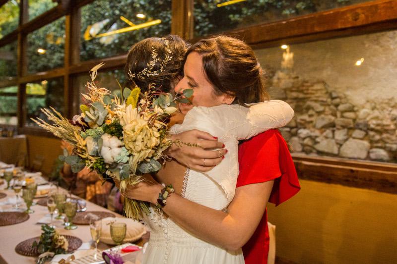 La boda intima y natural de Ainhoa 15