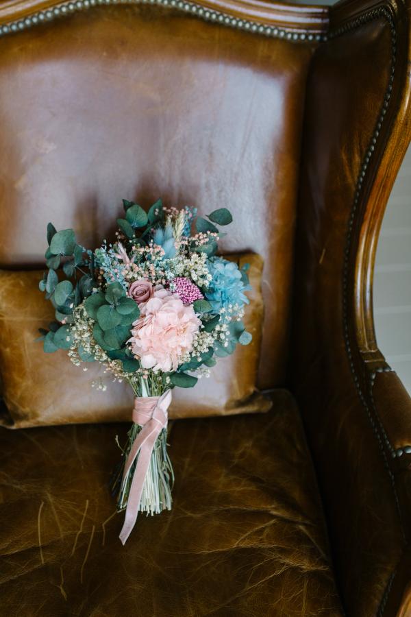 Una boda en tonos pastel 1