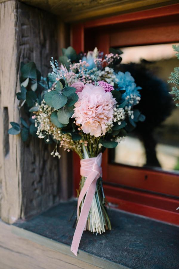 Una boda en tonos pastel 2