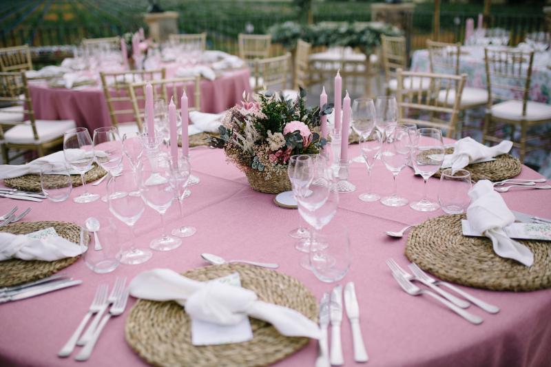 Una boda en tonos pastel 5