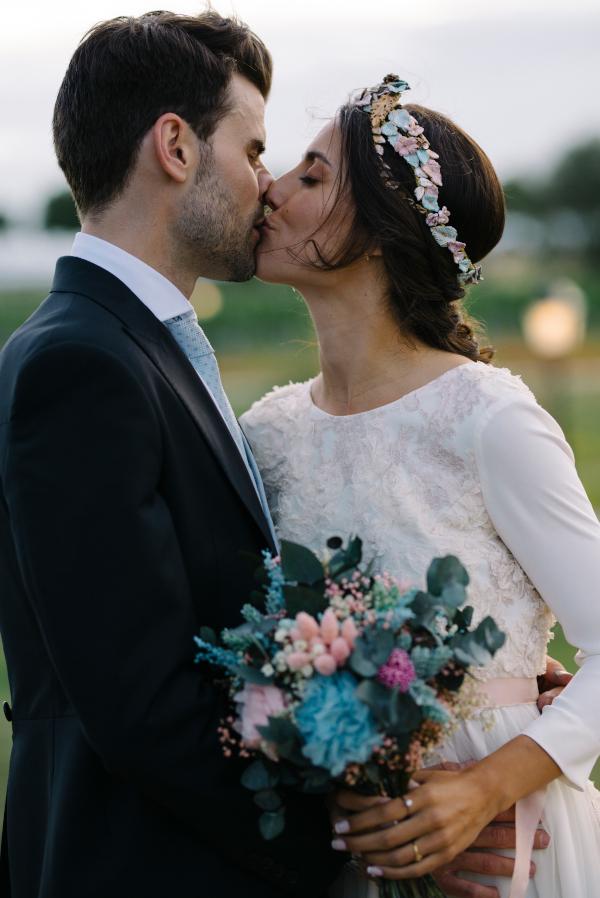 Una boda en tonos pastel 7