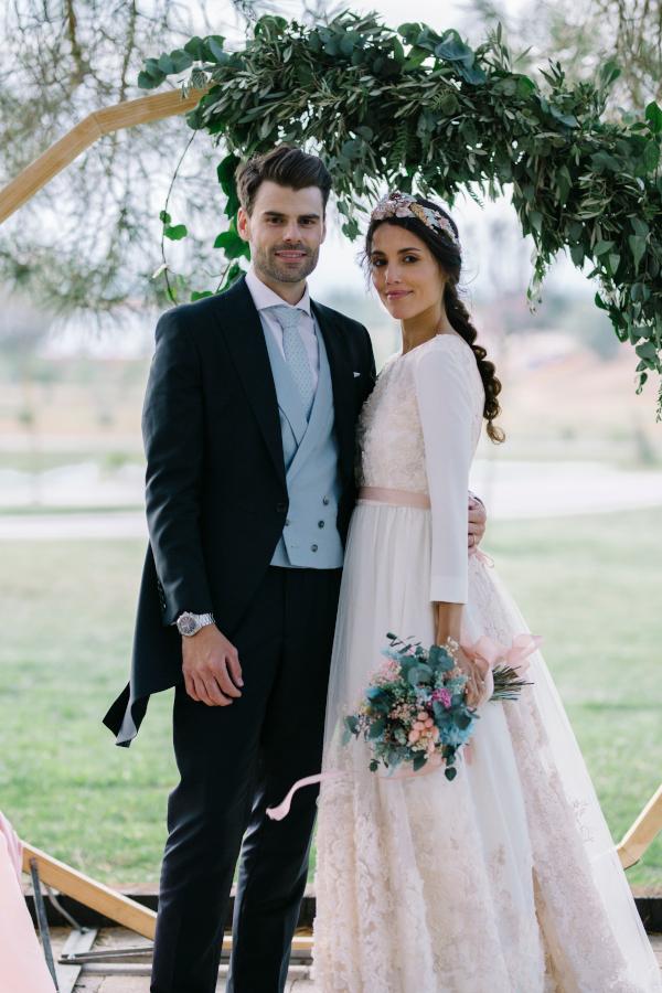Una boda en tonos pastel 8