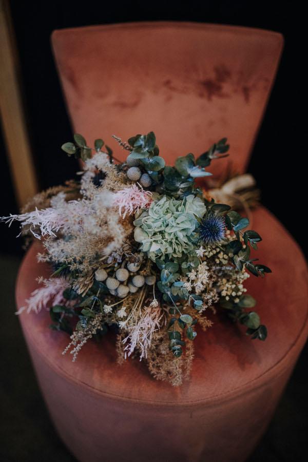 Un ramo invernal y romántico 3