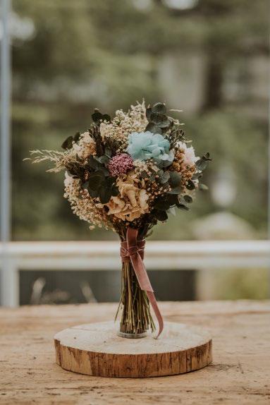 Bouquet - Ramo Preservado