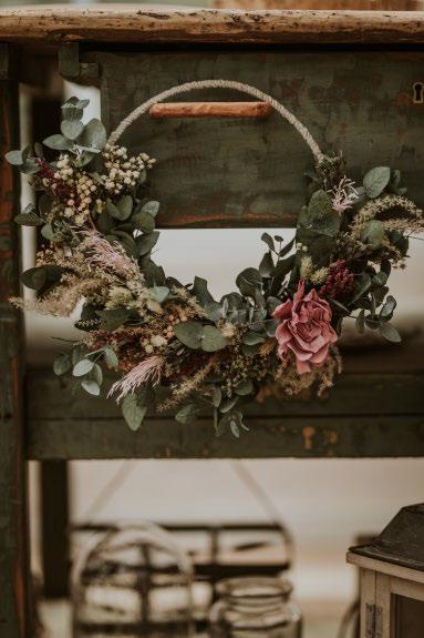 Hoop Bouquet - Ramo Preservado