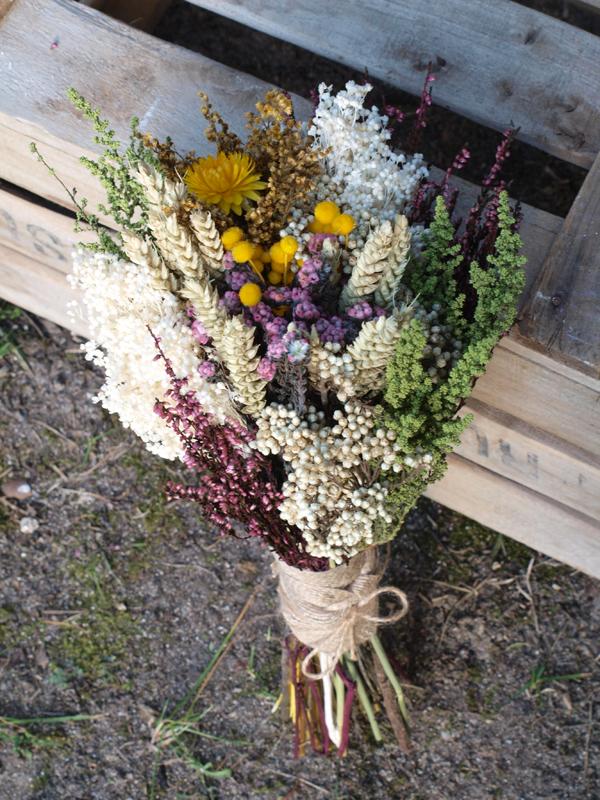 ramo de novia preservado - Ramos De Flores Silvestres