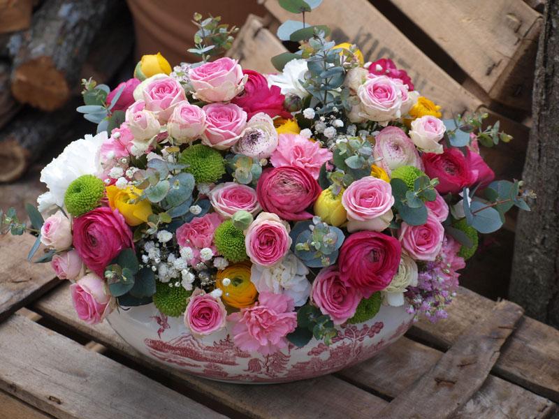Resultado de imagen de precioso ramo flores del campo