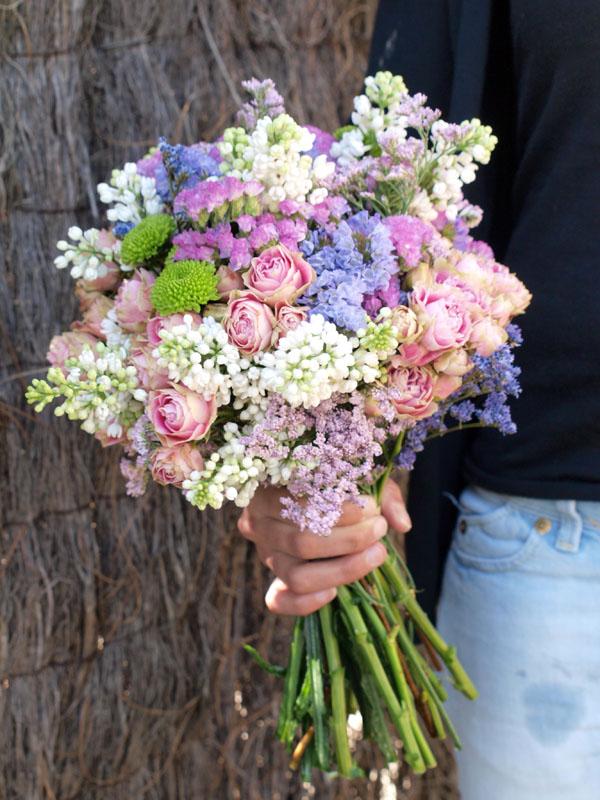 Flores para Maria Jesús - Flores en el Columpio