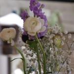 Flores para Luis y Carol
