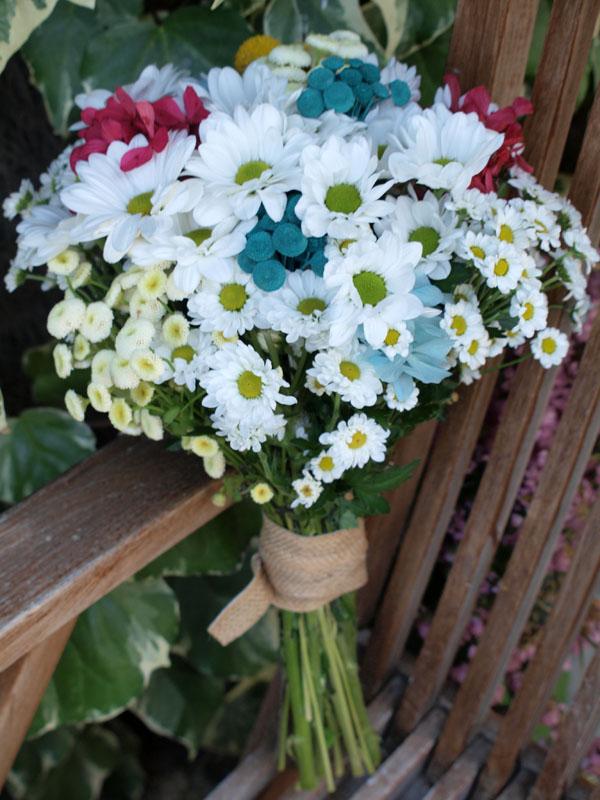 Flores Para Amparo Flores En El Columpio