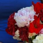La novia de rojo