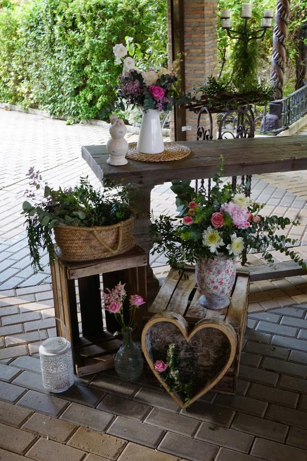 Flores para una boda en el jard n de botero flores en el for Jardin el botero